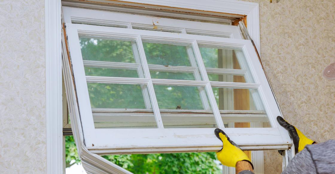 Replacing old windows