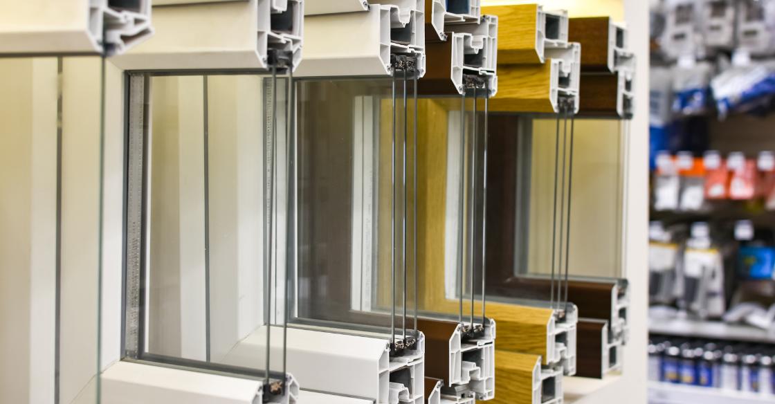sound-proof glass