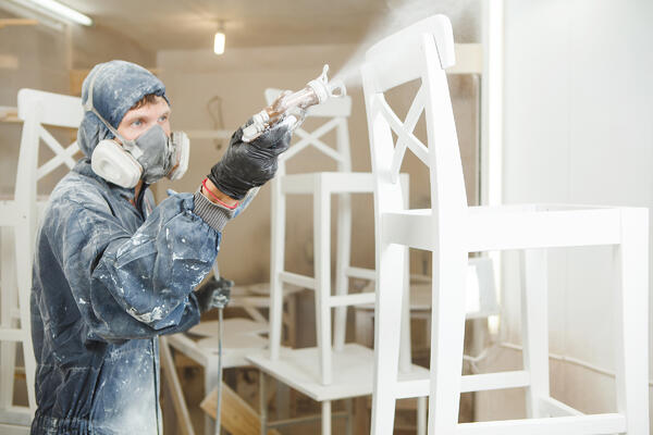 Respiratory Protection During Projects