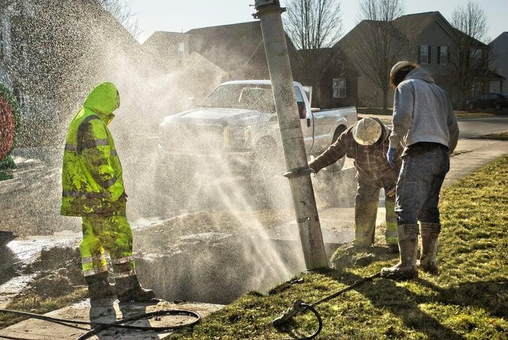 Water Construction Regulations
