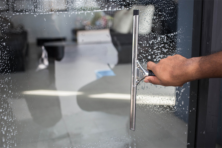 How to Clean Frameless Sliding Glass Windows and Doors