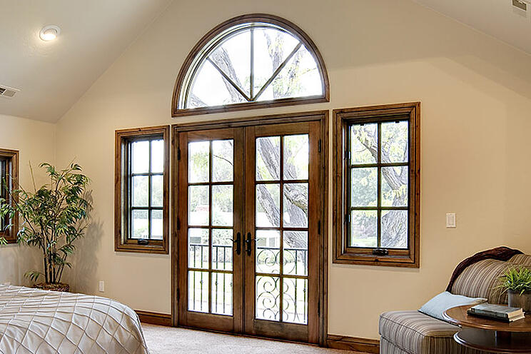 French Doors Pros Cons | Cover Glass USA | Frameless Sliding Glass Door Systems