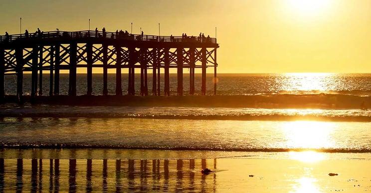 California Beachfront Living