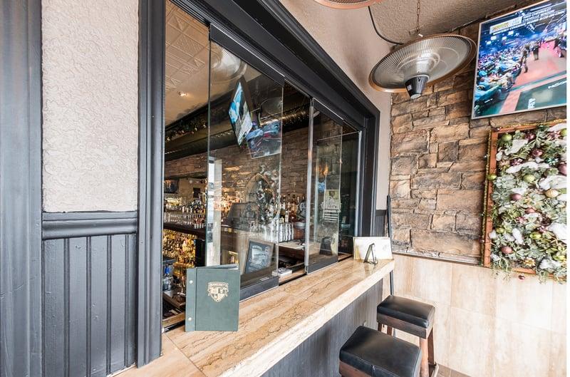 bar window systems