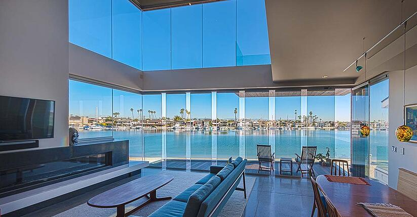 Benefits of low-E glass