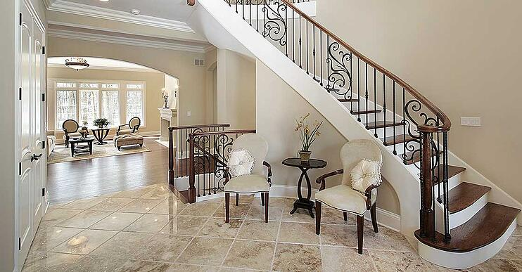 Tips to decorate a foyer