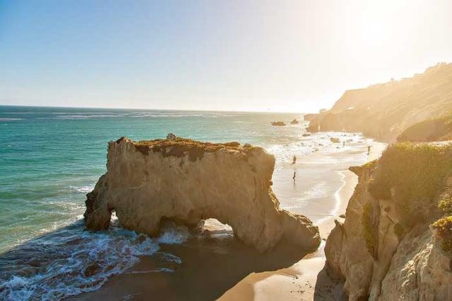 El Matador Beach, Malibu SoCal