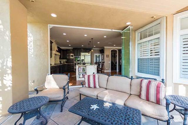 energy efficient patio doors