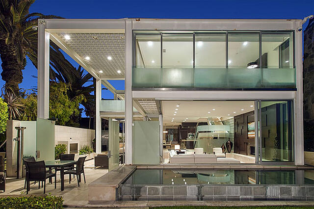 Waterfront Homes in Newport Beach
