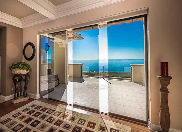 energy efficient sliding patio doors