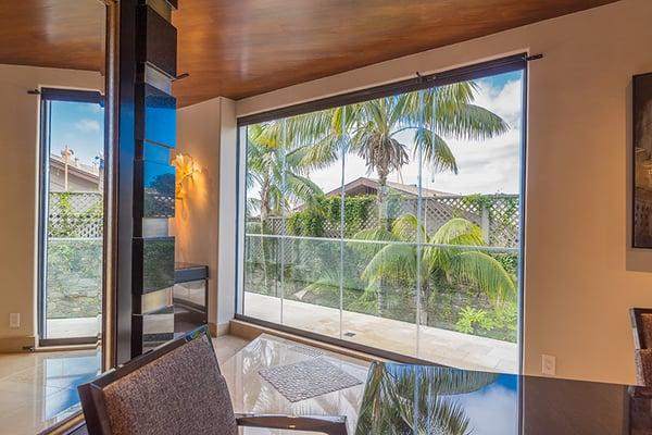 secure glass doors