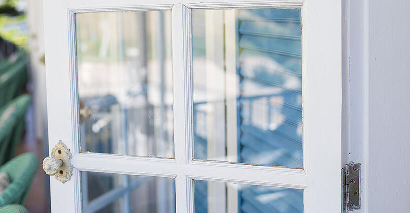 Problems with French Patio Doors