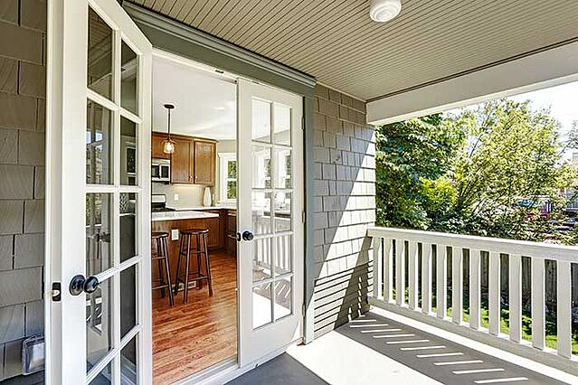 Types of doors, French doors