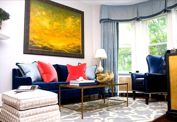 interior design trends jewel tones