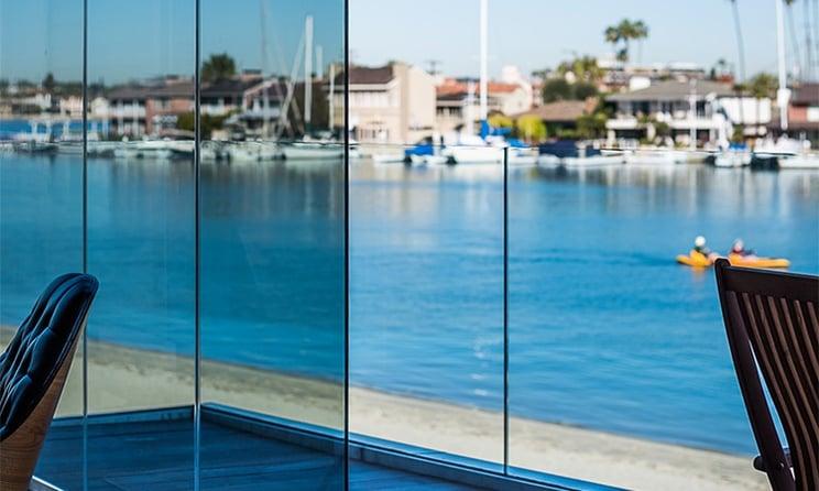 Cover Glass USA Frameless Sliding Glass Doors California
