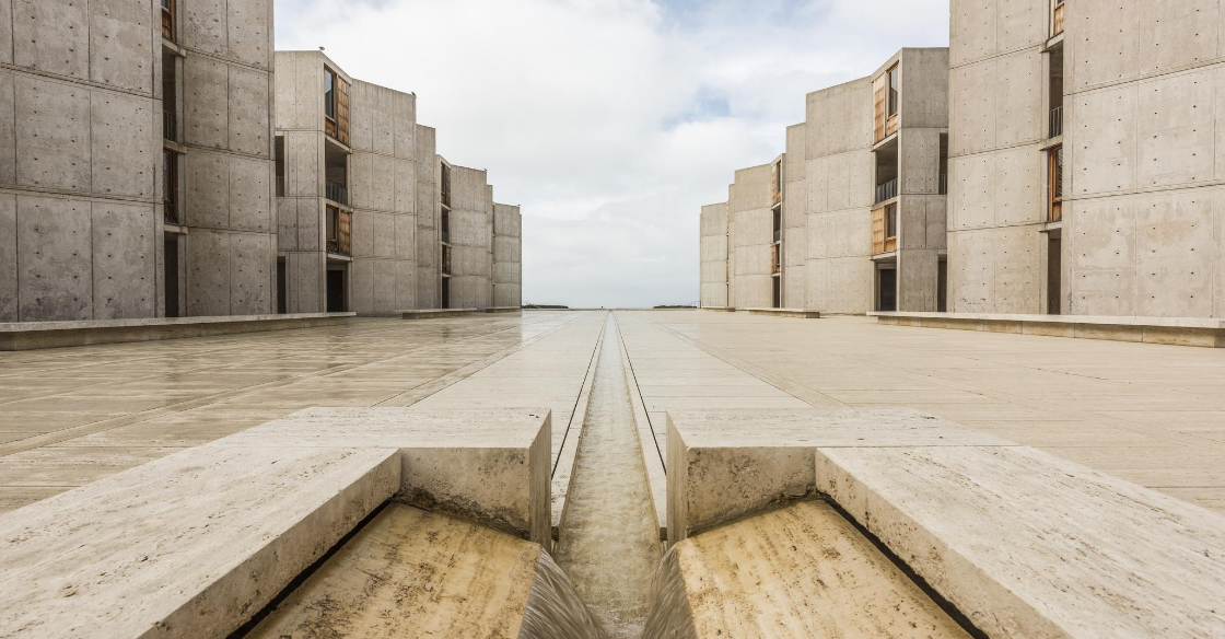 The Salk Institute, San Diego