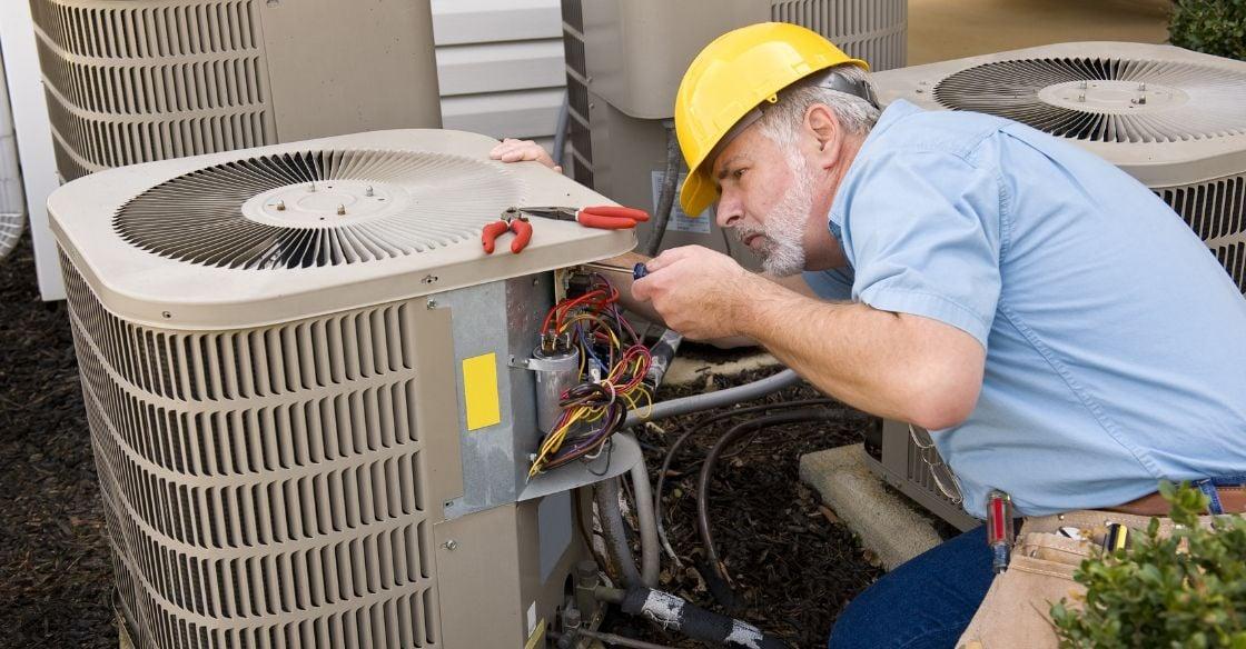 AC unit installation and repair