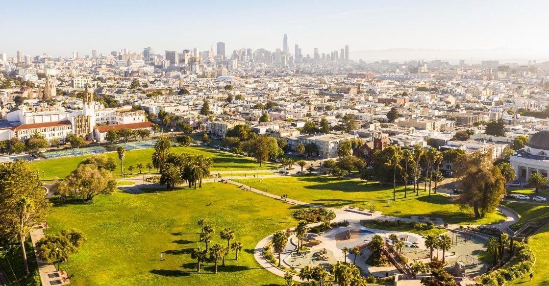 Park in San Fransisco