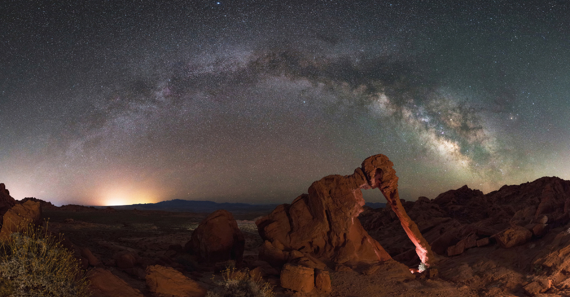 Stargazing in Nevada