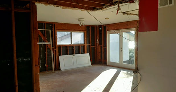 glass wall system project before
