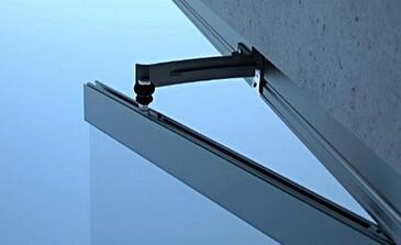 Cover Glass USA Sliding Glass Doors Top Hung System 1