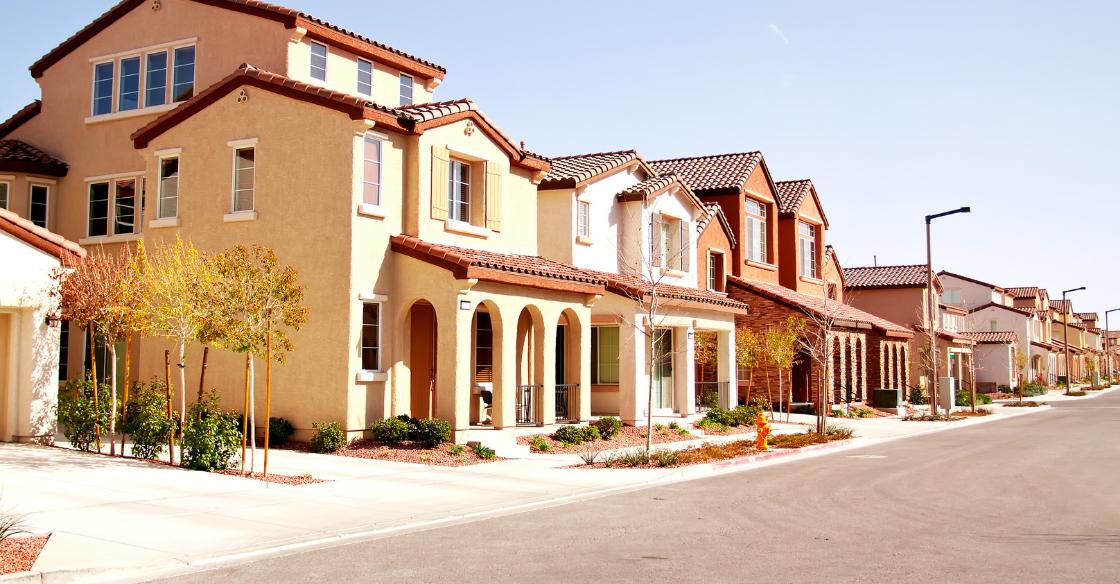 Houses in Las Vegas, Nevada