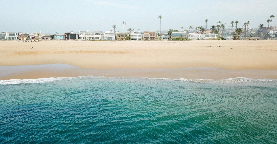Southern California Beach