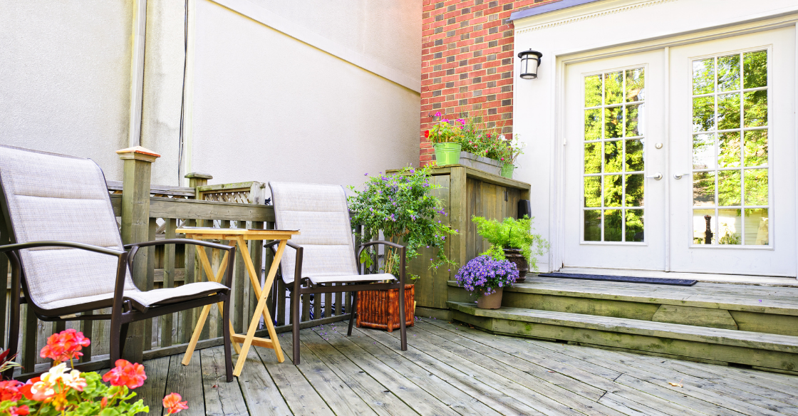 French patio doors