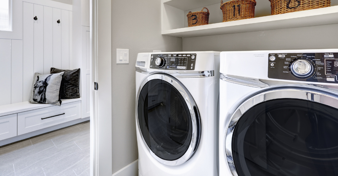 energy efficient washer and dryer