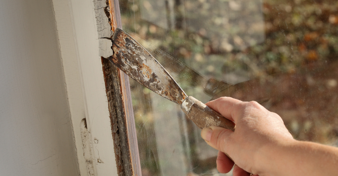 Removing a window